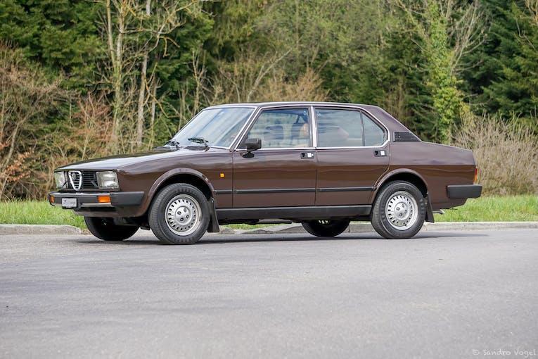 Alfa Romeo Alfetta 2.0 110'980 km CHF19'900 - kaufen auf carforyou.ch - 1