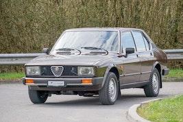 Alfa Romeo Alfetta 2.0 110'980 km CHF19'900 - acquistare su carforyou.ch - 2