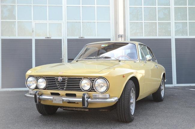 Alfa Romeo 2000 GTV Bertone 85'688 km CHF74'900 - acheter sur carforyou.ch - 1