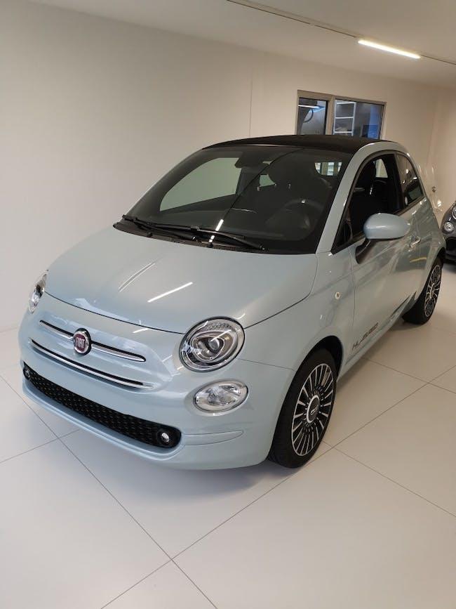 Fiat 500 C 1.0 Hybrid Launch Edition 1'500 km CHF19'900 - buy on carforyou.ch - 1