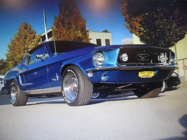 Ford Mustang Fastback GT 302er. 4 Gang Handschaltung. V8 J - Code. 63'977 km CHF97'800 - buy on carforyou.ch - 1
