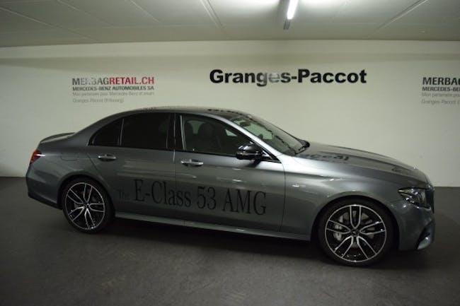 Mercedes-Benz E-Klasse E 53 AMG 4Matic 11'500 km CHF87'500 - buy on carforyou.ch - 1