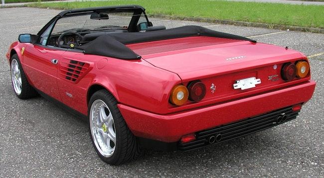 Ferrari Mondial 3.2 Cabriolet 94'000 km CHF58'000 - buy on carforyou.ch - 1