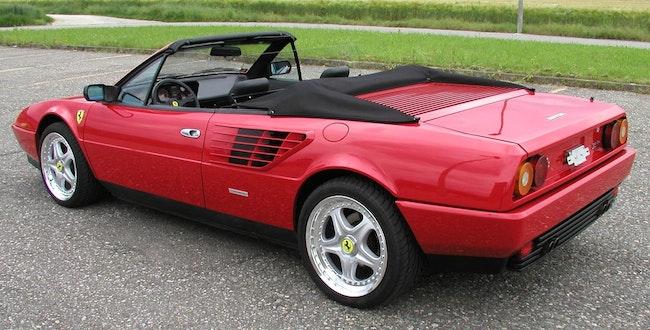 Ferrari Mondial 3.2 Cabriolet 94'000 km CHF58'000 - acquistare su carforyou.ch - 1