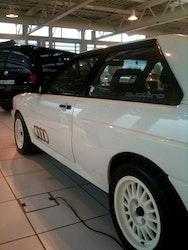 Audi Coupé quattro quattro Turbo 162'800 km CHF86'000 - kaufen auf carforyou.ch - 2