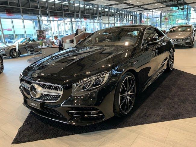 Mercedes-Benz S-Klasse S 560 Coupé 4Matic 9G-Tronic 20 km CHF176'900 - buy on carforyou.ch - 1