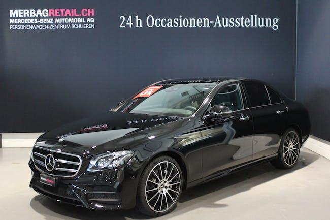 Mercedes-Benz E-Klasse E 400 d 4Matic AMG Line 9G-Tronic 26'500 km CHF74'900 - buy on carforyou.ch - 1