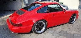 Porsche 911 964 carrera 4 250'000 km 63'900 CHF - kaufen auf carforyou.ch - 2