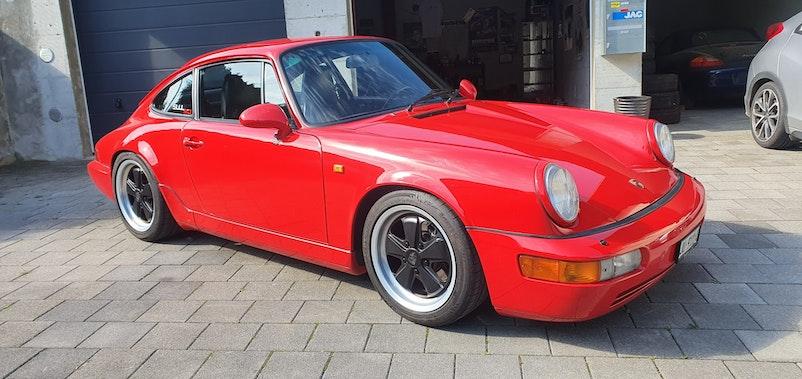 Porsche 911 964 carrera 4 250'000 km 63'900 CHF - kaufen auf carforyou.ch - 1