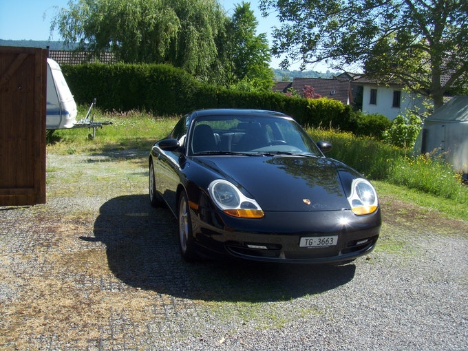Porsche 911 Carrera 911 160'000 km 24'500 CHF - kaufen auf carforyou.ch - 1