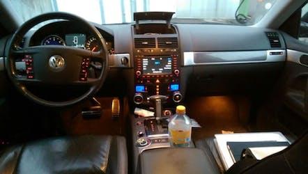 VW Touareg 5.0 Diesel V 10 Kraftpaket!750 Nm Power!Sparsam.. 170'000 km CHF10'990 - kaufen auf carforyou.ch - 3