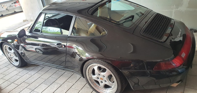Porsche 911 993 carrera 4 285 ps 170'000 km 64'900 CHF - acheter sur carforyou.ch - 1
