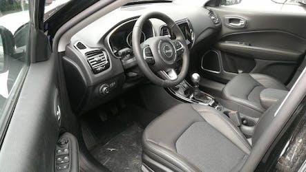 Jeep Compass 2.0 CRD Limited AWD | 1 Km 5'000 km CHF29'990 - acheter sur carforyou.ch - 2