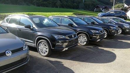 SEAT Ateca 2.0 TDI Xcellence 4Drive | 26'700 Km 30'000 km CHF30'900 - buy on carforyou.ch - 2