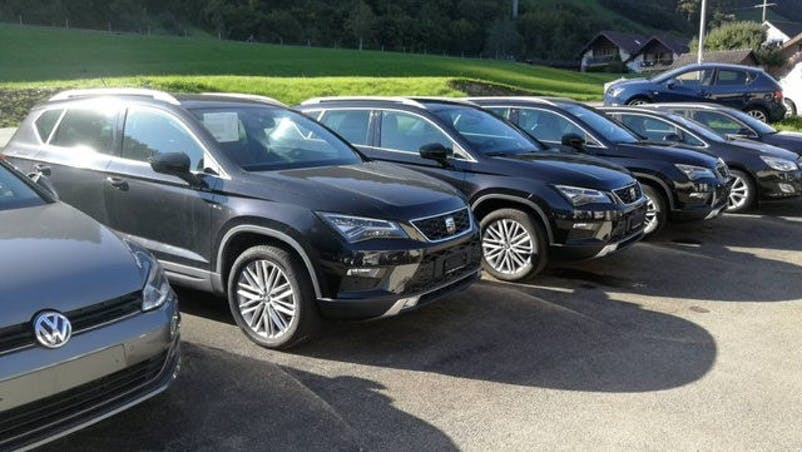 SEAT Ateca 2.0 TDI Xcellence 4Drive | 26'700 Km 30'000 km CHF30'900 - kaufen auf carforyou.ch - 1