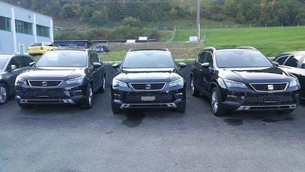 SEAT Ateca 2.0 TDI Xcellence 4Drive | 26'700 Km 30'000 km CHF30'900 - buy on carforyou.ch - 3