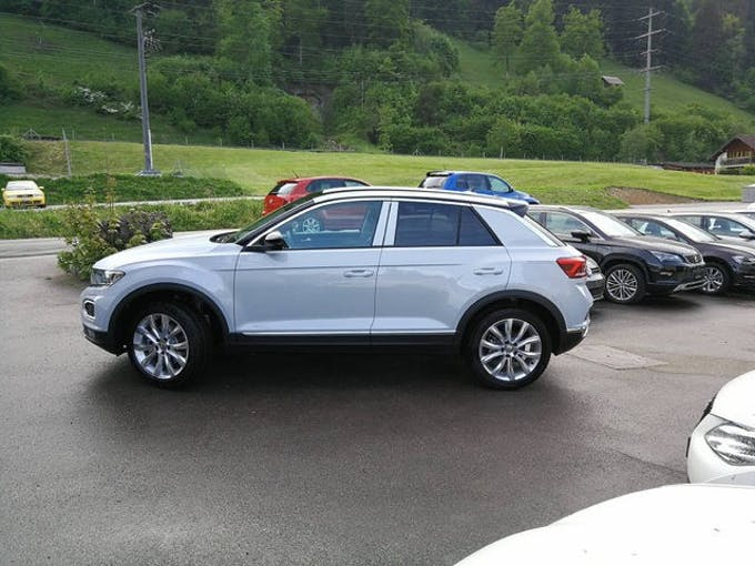 VW T-Roc 2.0 TDI SCR Advanced DSG 4motion |1 Km 5'000 km CHF38'300 - acquistare su carforyou.ch - 1
