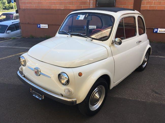 Fiat 500 D 25'000 km CHF16'900 - buy on carforyou.ch - 1
