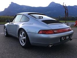 Porsche 911 (993) Carrera 2 180'000 km 49'000 CHF - kaufen auf carforyou.ch - 2