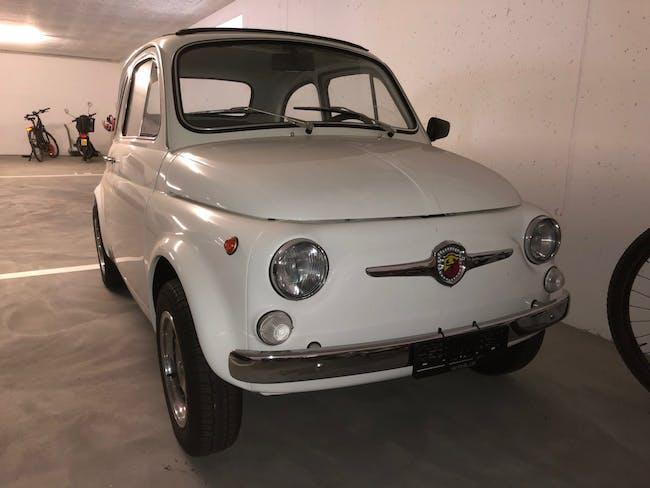 Fiat 500 L komplett Restauriert 25'000 km CHF16'900 - buy on carforyou.ch - 1