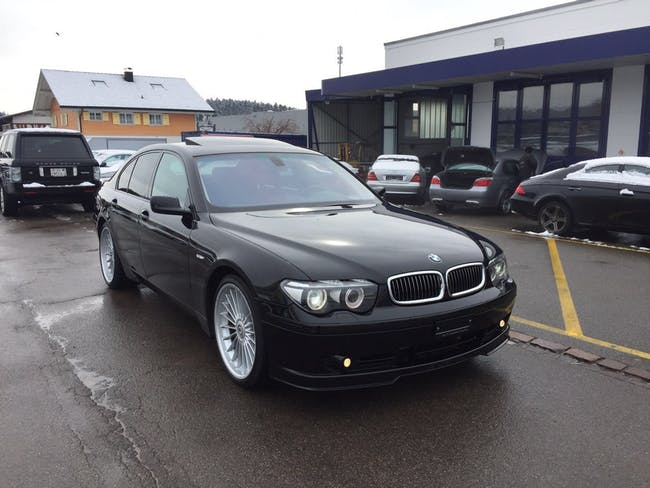 BMW Alpina B7 BMW-ALPINA B7 4.4 V8 83'100km 08.2004 85'000 km CHF36'800 - acquistare su carforyou.ch - 1
