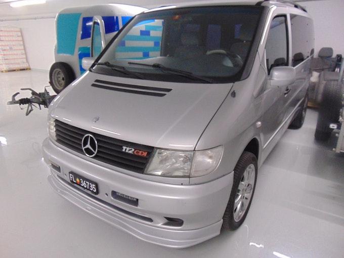 Mercedes-Benz Vito L 112 CDI Bus 3000 2.2 16V CDI 210'615 km CHF11'900 - buy on carforyou.ch - 1