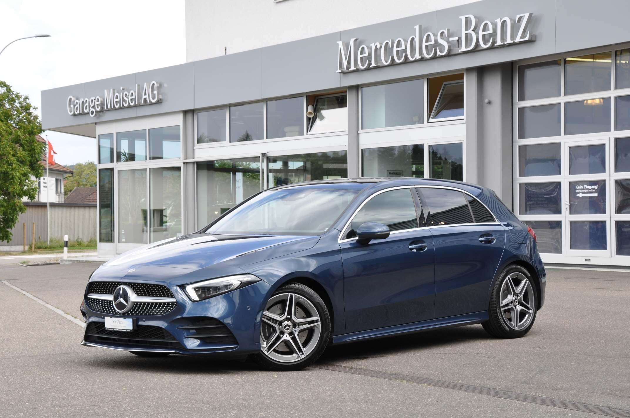 saloon Mercedes-Benz CLA-Klasse A-Klasse W177 A 250 AMG Line 4m