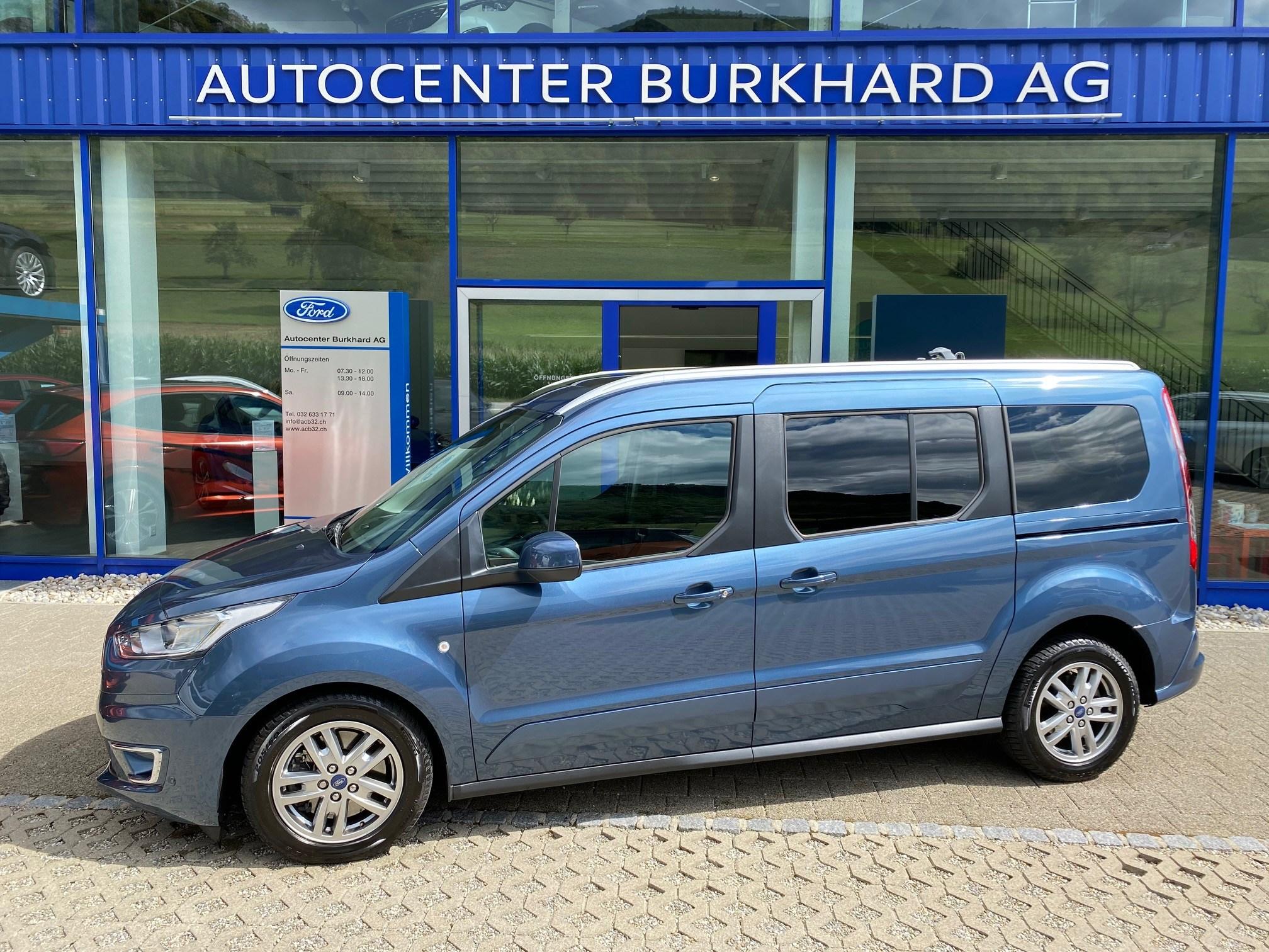 bus Ford Connect TOURNEO CONNECT Tourneo Grand Con. 1.5 EcoBlue 120 Tita