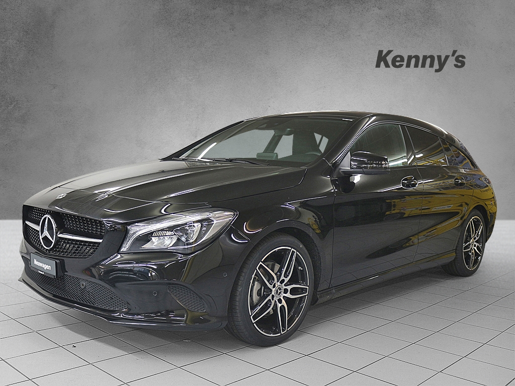 estate Mercedes-Benz CLA-Klasse CLA 200 Night Star Shooting Brake