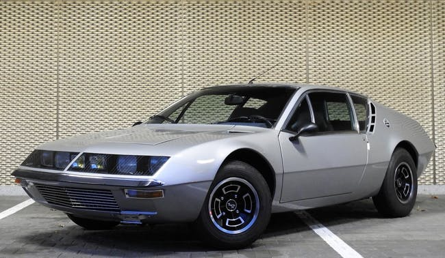 Renault Alpine A 310-1600 VE 73'000km 01.1973 75'000 km CHF44'800 - acquistare su carforyou.ch - 1