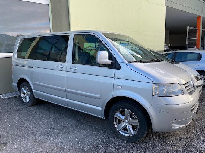 VW T5 Multivan 2.5 200'000 km 16'700 CHF - kaufen auf carforyou.ch - 1