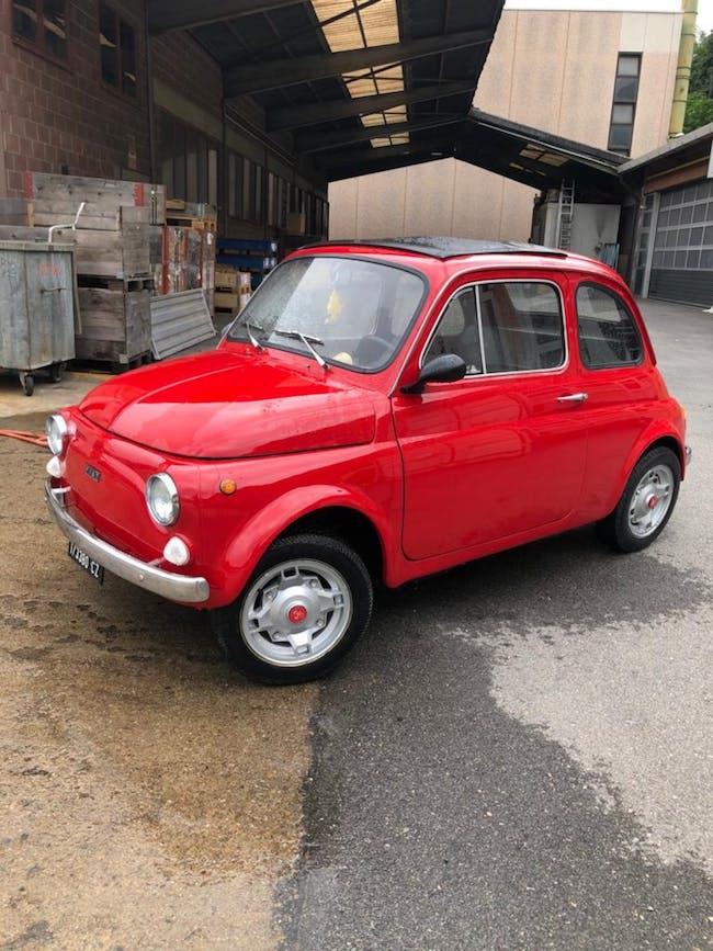Fiat 500 F 5'000 km CHF10'500 - buy on carforyou.ch - 1