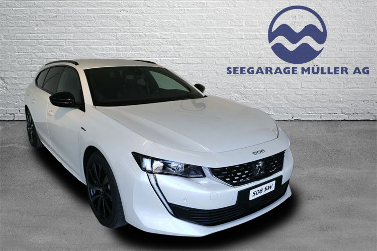 estate Peugeot 508 SW 2.0 BlueHDi 180 GT Line