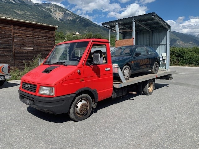 pickup Iveco Daily / Turbo Daily 35.10 turbo daily