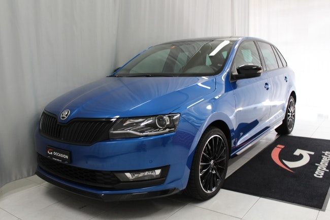 estate Skoda Rapid Spaceback 1.4 TSI Monte Carlo