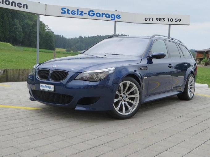 BMW 5er Reihe E61 Touring M5 94'000 km CHF49'800 - acheter sur carforyou.ch - 1