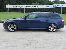 BMW 5er Reihe E61 Touring M5 94'000 km CHF49'800 - acheter sur carforyou.ch - 3