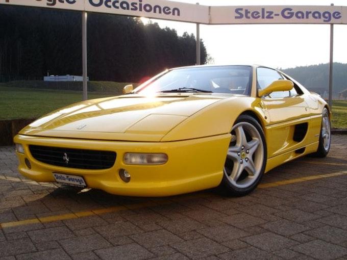 Ferrari F 355 F355 Berlinetta 81'000 km CHF79'500 - kaufen auf carforyou.ch - 1