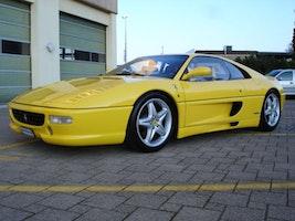Ferrari F 355 F355 Berlinetta 81'000 km CHF79'500 - kaufen auf carforyou.ch - 2