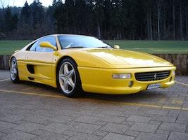 Ferrari F 355 F355 Berlinetta 81'000 km CHF79'500 - kaufen auf carforyou.ch - 3