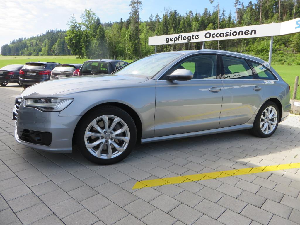estate Audi A6 Avant 3.0 V6 TDI 218 quattro S-Tr.
