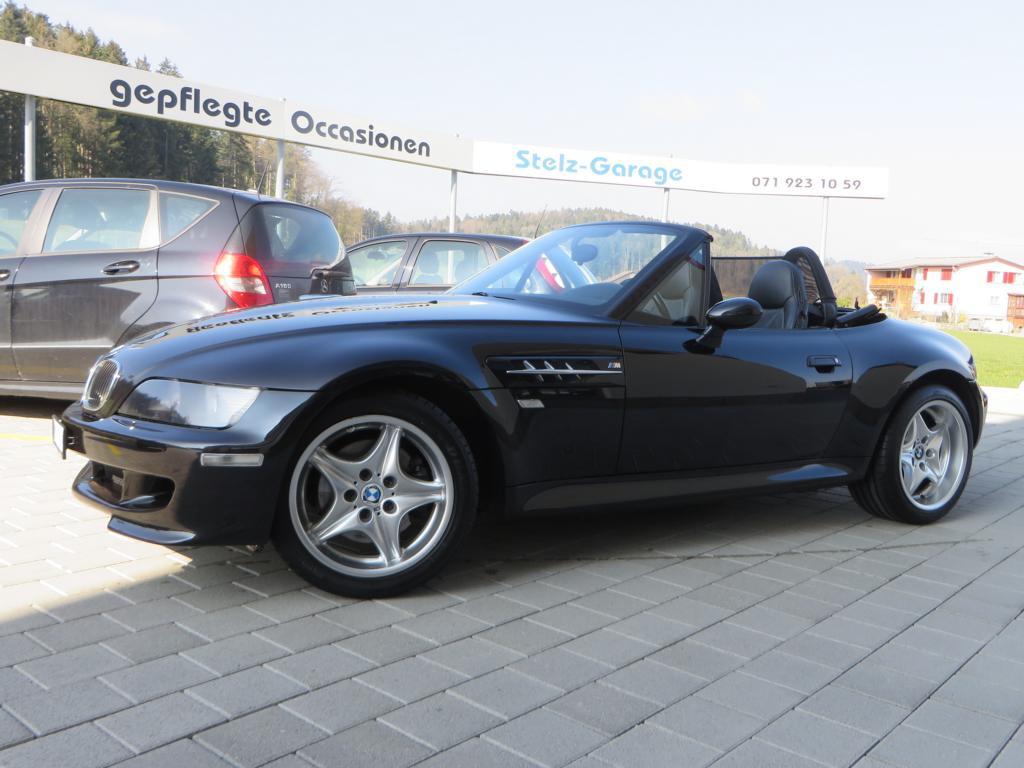 cabriolet BMW Z3 Roadster M 3.2