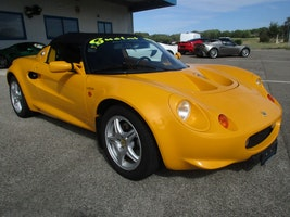 Lotus Elise Evo 167cv. 52'500 km 29'800 CHF - buy on carforyou.ch - 3