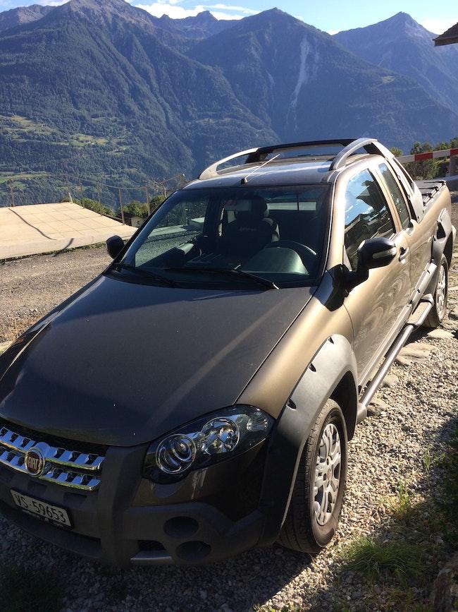 suv Fiat Strada Lange Kabine Pick-up 1.3 16V MJ Adventure