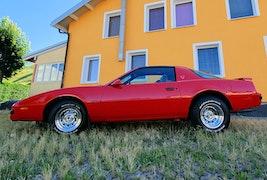 Pontiac Firebird 5.0 V8 31'000 km 13'500 CHF - acheter sur carforyou.ch - 2