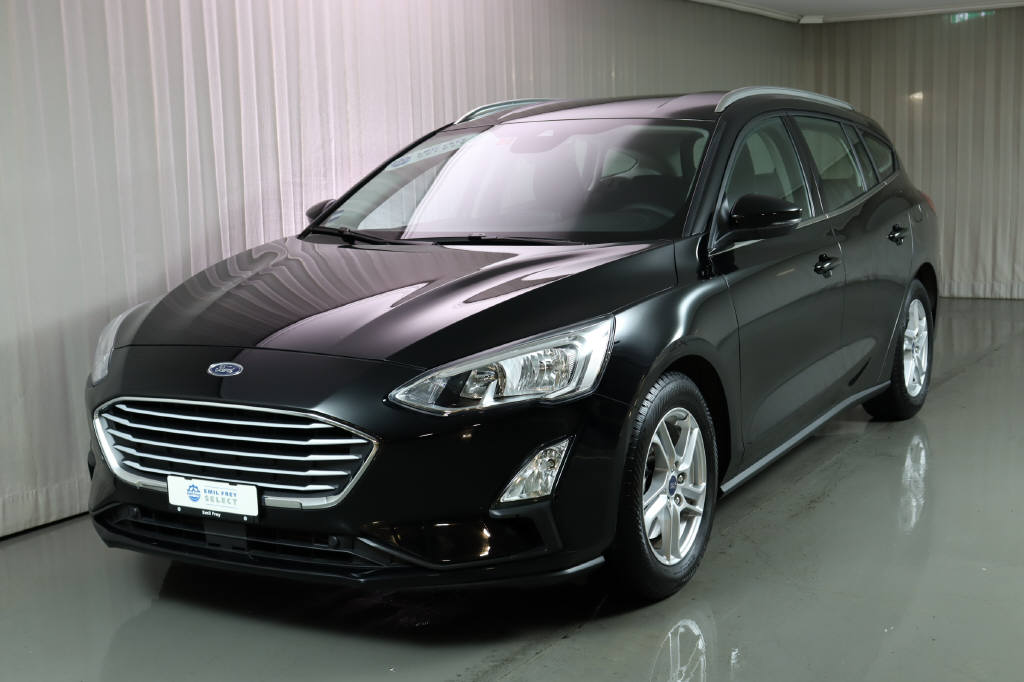 estate Ford Focus 1.0i EcoB 125 Trend+