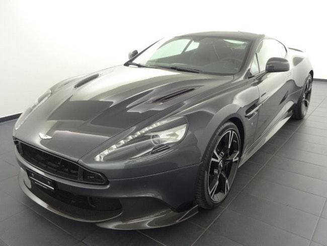 sportscar Aston Martin Vanquish S Ultimate V12