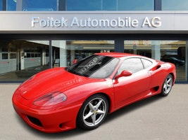 Ferrari 360 F360 Modena Berlinetta 63'700 km 69'800 CHF - kaufen auf carforyou.ch - 2
