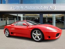 Ferrari 360 F360 Modena Berlinetta 63'700 km 69'800 CHF - kaufen auf carforyou.ch - 3