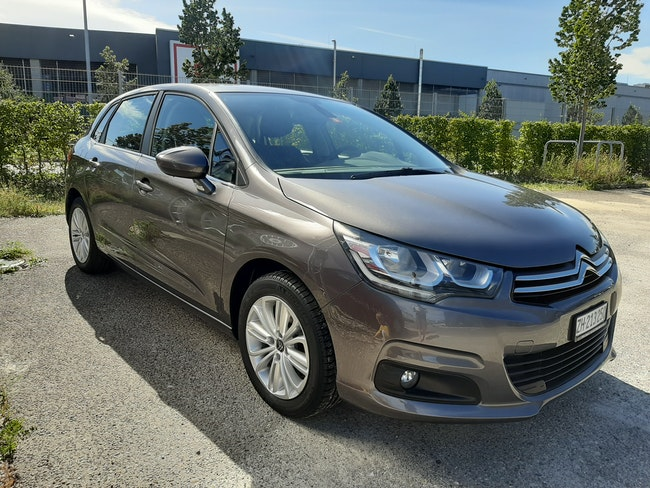 saloon Citroën C4 1.2 PureTech Feel